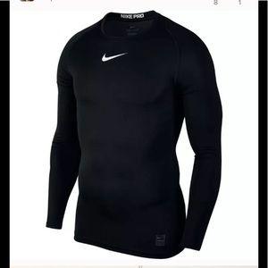 Men's Nike pro compression shirt small
